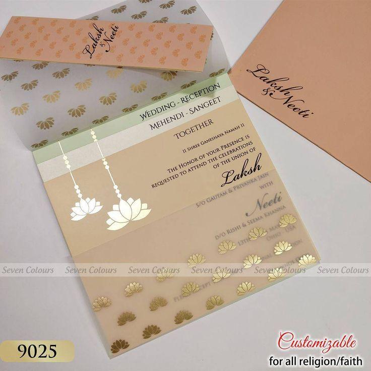 wedding card printers in bangalore indiranagar%0A Lotus floral print design card and inserts   weddingcards   weddinginvitation  wedding  weddinginvites