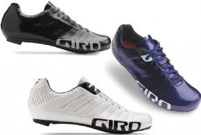 Giro Empire Slx Road Cycling Shoes 2017 YES THEYRE THAT LIGHT! At just 175 gramsAt just 175 grams (size 42.5) the Empire™ SLX sets a new standard for light weight cycling footwear. Yet it doesn't compromise the structure or stiffness needed http://www.MightGet.com/april-2017-1/giro-empire-slx-road-cycling-shoes-2017.asp