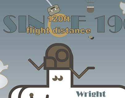 "Check out new work on my @Behance portfolio: ""Wright Brothers"" http://on.be.net/1j978s8"
