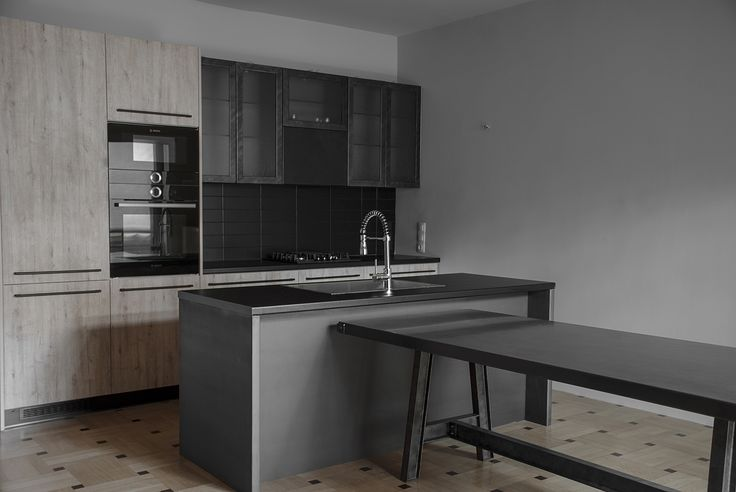 Ανακαίνιση κουζίνας - Industrial Kitchen Renovation