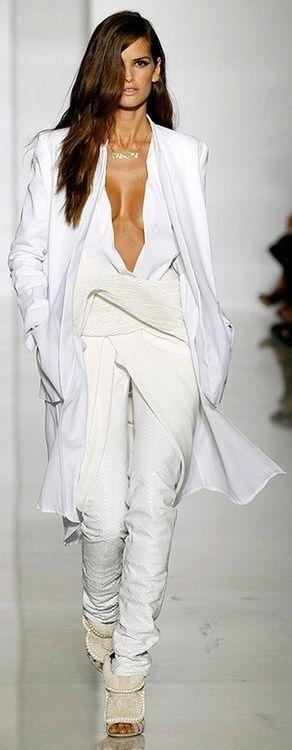 Model Calvin Klein SpringSummer 2013 Collection
