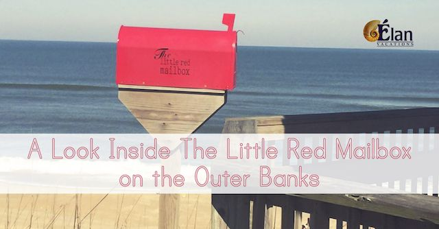 A Look Inside the Little Red Mailbox on the OBX