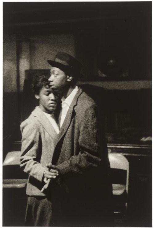 © Diane Arbus / A couple at a dance. 1960