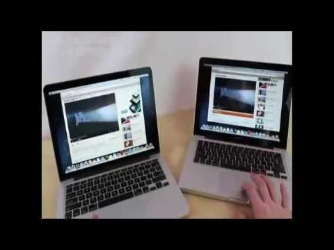 New Apple Macbook Pro Retina Display 13-inch Review