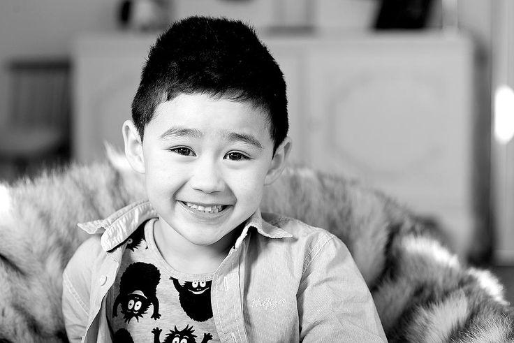 fantastisk smil - skøn dreng <3