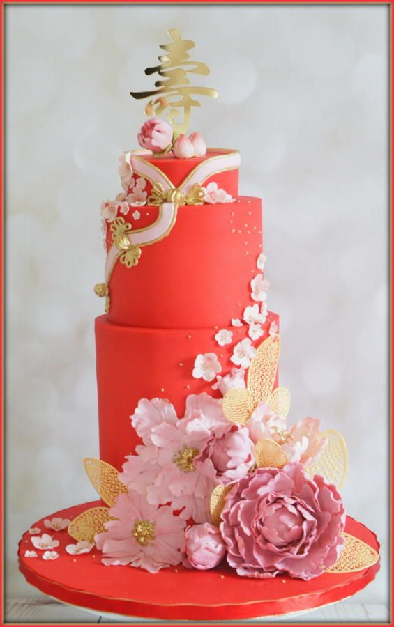160 Best Oriental Cake Images On Pinterest Amazing Cakes Conch