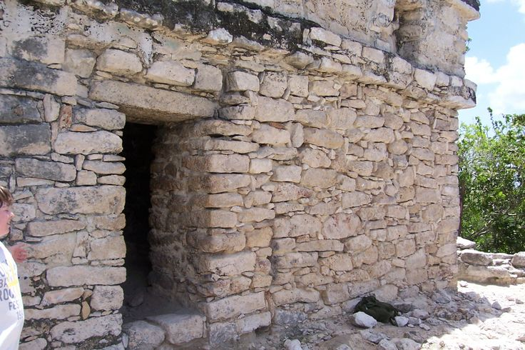 The top of coba ruin