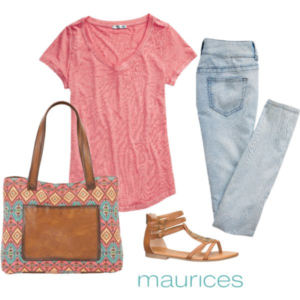 Summer 2015 by maurices on Polyvore featuring maurices