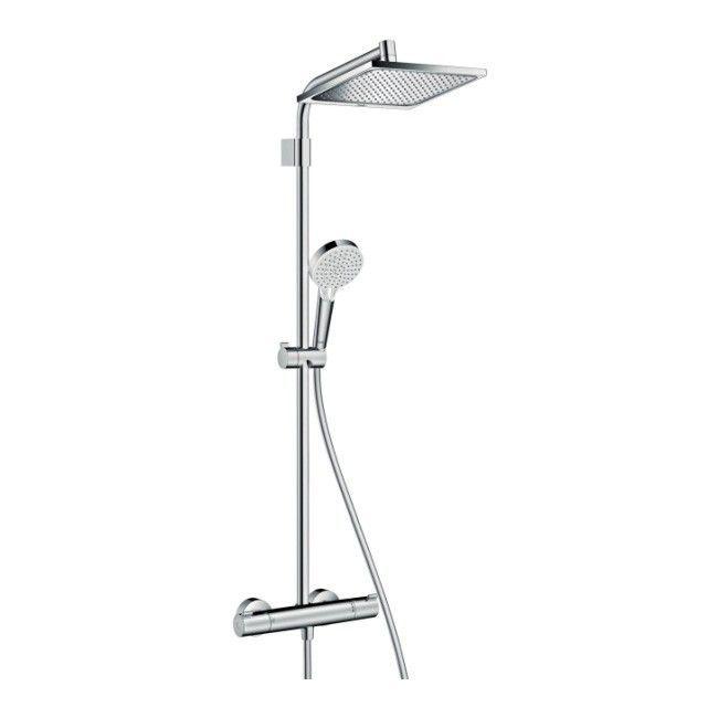 Kolumna Prysznicowa Hansgrohe Crometta Varia 85 Cm 2 Funkcyjna Z Termostatem Lamp Decor Home Decor