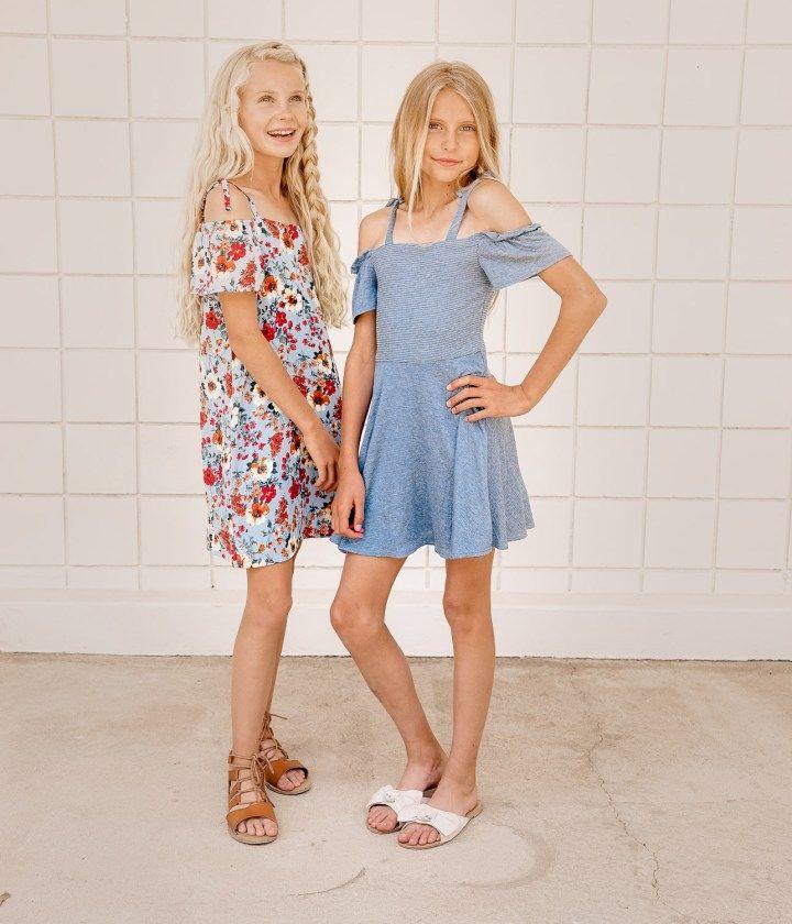 foto de Summer Sally Girls Girls Tween Dresses Kids summer