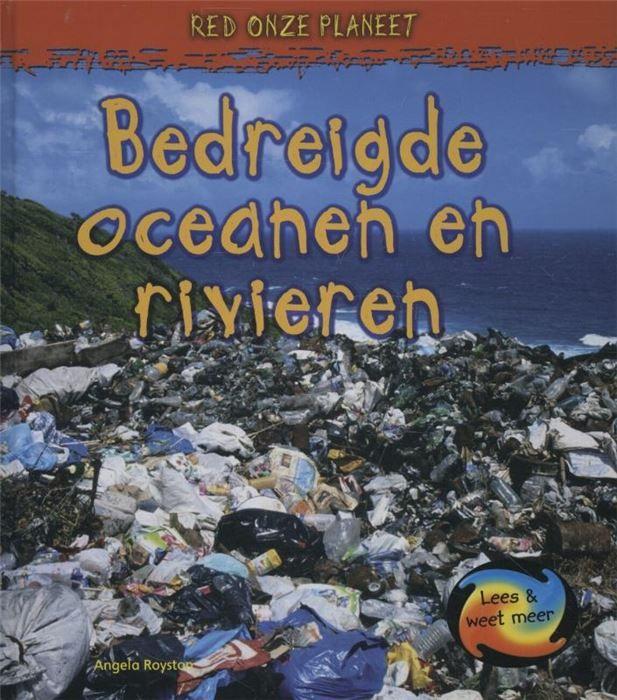 Bedreigde oceanen en rivieren  Mensen doen allerlei dingen die onze planeet en ons leven hierop in gevaar brengen. Ontdek wat we verkeerd doen en hoe we het beter kunnen aanpakken. Iedereen kan het verschil maken. Ontdek hoe jij kunt meehelpen om onze planeet te beschermen! Waarom worden oceanen en rivieren bedreigd? Wat gebeurt er met de planten en dieren die er leven? Wat kun jij doen om te helpen?  EUR 14.00  Meer informatie
