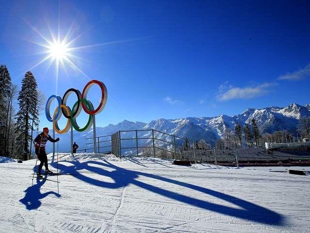 #2014 Winter #Olympics: Scenes from Sochi