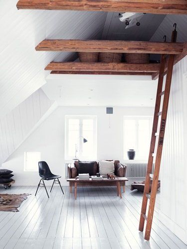 90 year old swedish home - via cocolapinedesign.com