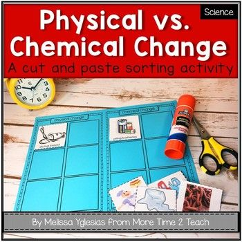 17 best ideas about chemical change on pinterest chemical science physical change and middle. Black Bedroom Furniture Sets. Home Design Ideas