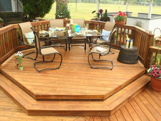 Find deck design inspiration from our collection of pictures.