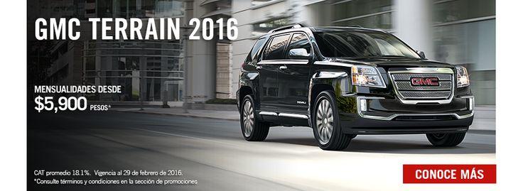 GMC México | Vehículos de lujo – Camionetas, Crossovers, SUV's y Pick Up's