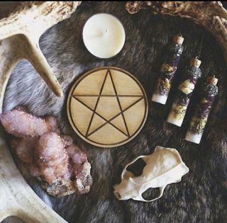 Erdei varázslatok: A mágikus pentákulum