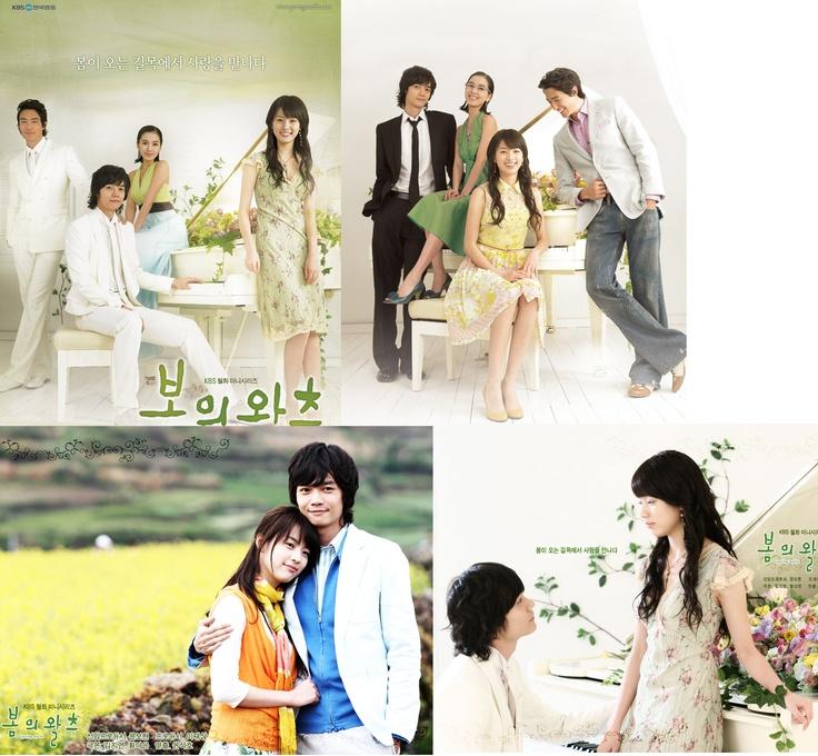 All About Amazoncom Spring Waltz Korean Drama Korean With
