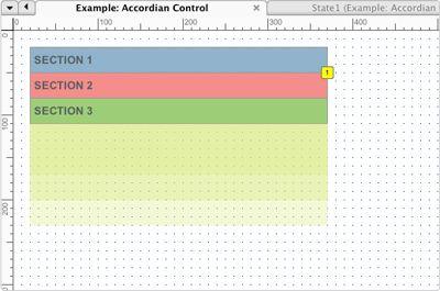 Accordion Control Tutorial | Axure