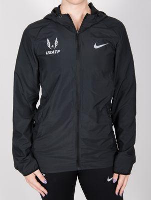 Product image: Nike USATF Women's Essential Jacket