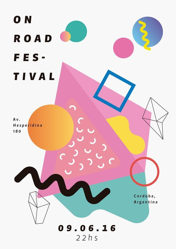 Showcase and discover creative work on the world's leading online platform for creative industries. | Graphic design(poster) | Pinterest