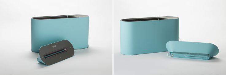OXY: Air humidifier and oxygen generator.
