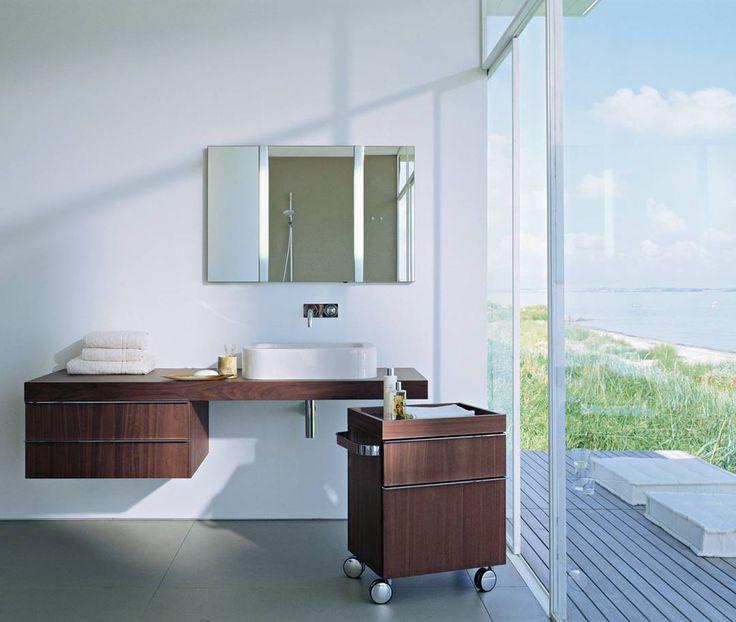 49 best Bathroom images on Pinterest Vanities, Black and - happy d badezimmer