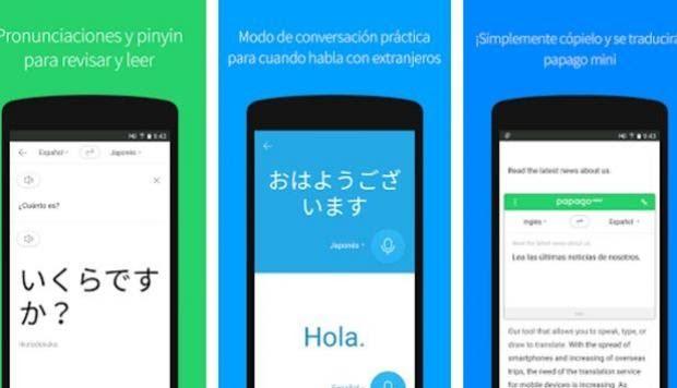 Naver, la compañía detrás de Line, presentó recientemente su traductor, llamado Papago. La herramienta cuenta con una aplicación móvil y un...