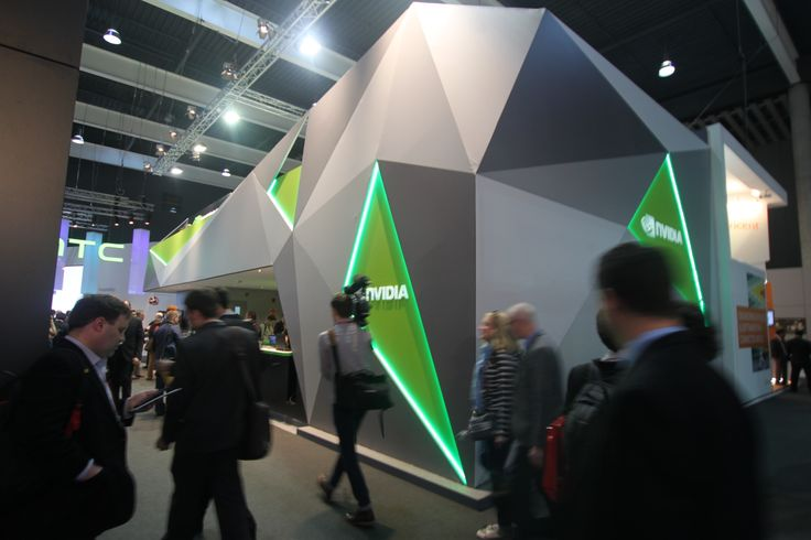 D Technology Exhibition : Stands by servis mobile world congress stand