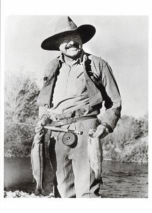a literary analysis of big hearted river by ernest hemingway Hemingway on war and its aftermath  the trip would be the genesis of big two-hearted river—a story that follows one of  when ernest hemingway died.