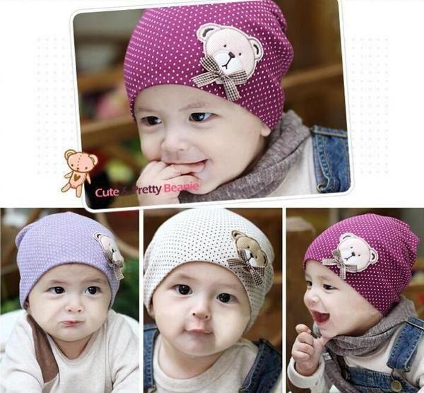 1 Pcs Cute Newborn Crochet