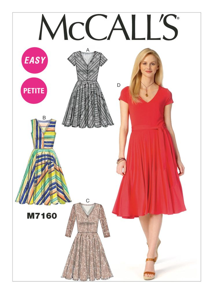 40 Best McCall's Patterns Images On Pinterest Factory Design Awesome Mccalls Patterns