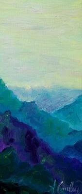 Blue Ridge Moutains
