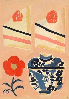 Mizuki Goto via the art cake
