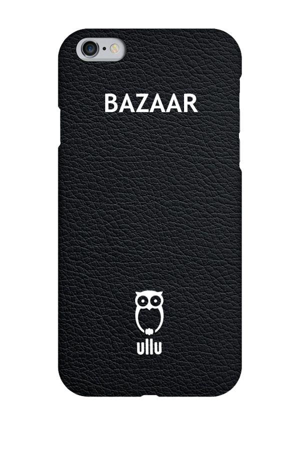 Ullu customizable phone case, $55, ullushop.com.    - HarpersBAZAAR.com