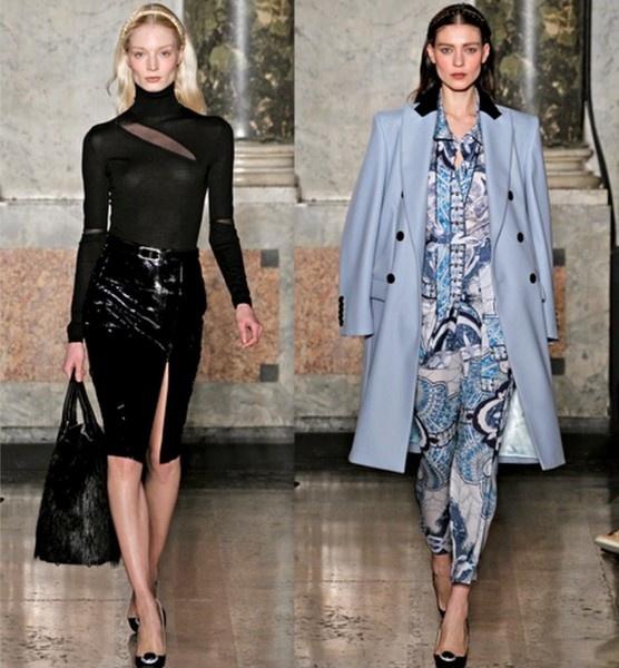 Milan Fashion Week Highlight: Emilio Pucci
