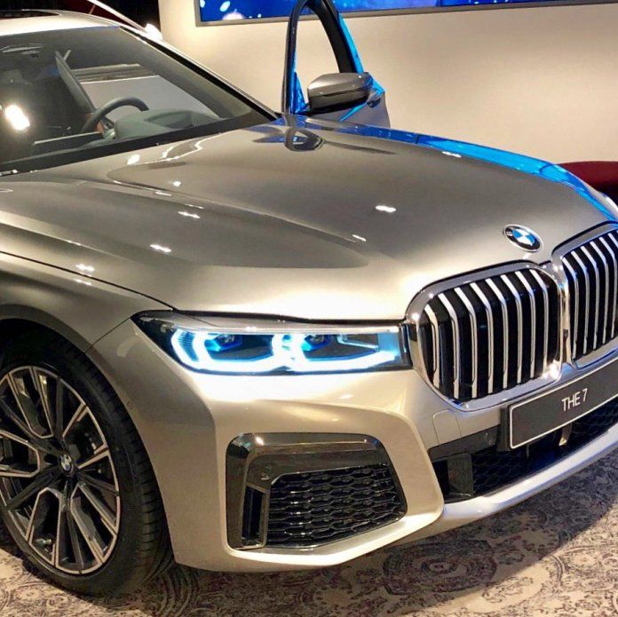 2020 Bmw 7 Series Photos Leak Bmw 7 Series Bmw Bmw X Series
