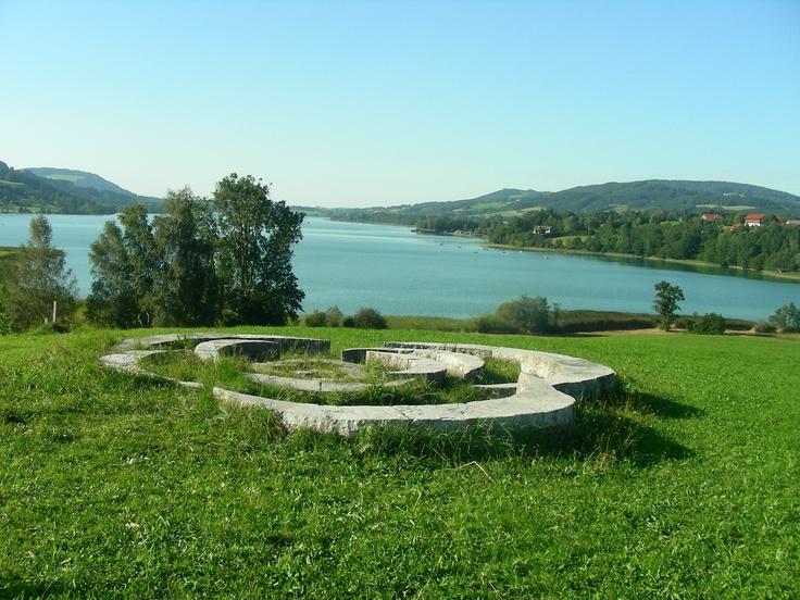 Irrsee - Austria - Zell am Moos