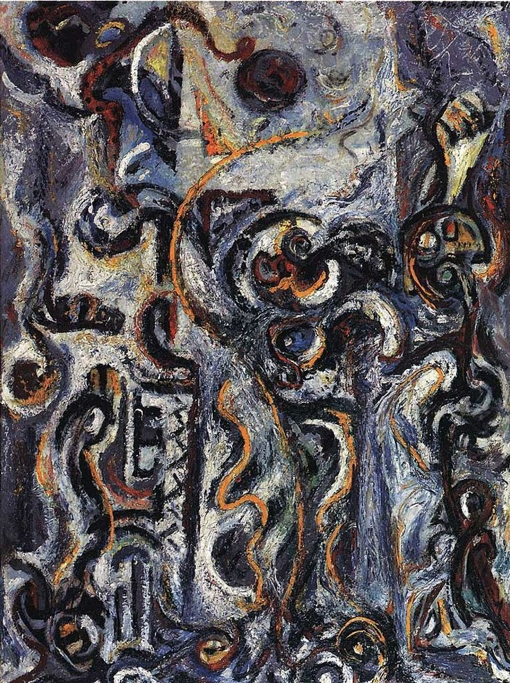 jackson pollock painting analysis Jackson pollock mural  he redefined not only the limits of his own abilities but also the possibilities of painting pollock's innovation provided a new.