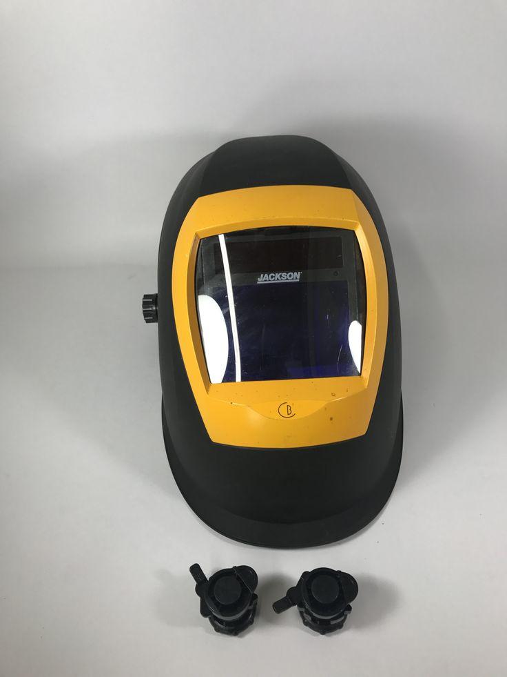 Jackson Safety BH3 Auto Darkening Welding Helmet- (37191)