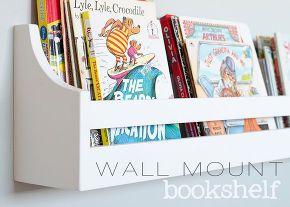 best 25 wall mounted bookshelves ideas only on pinterest Wall Shelf Wall Shelf