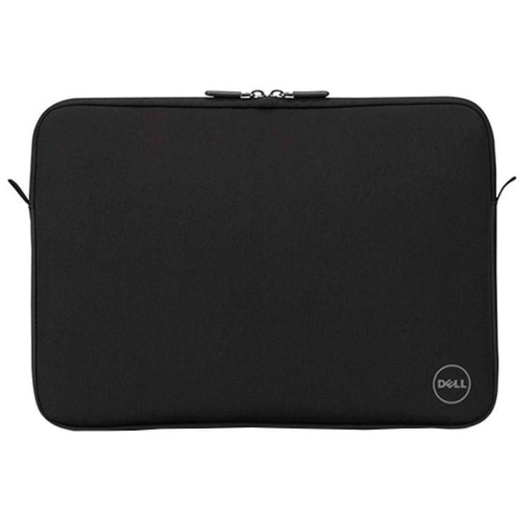 "Foto 2 - Capa Para Notebook Dell 15,6"" Em Neoprene Preto"