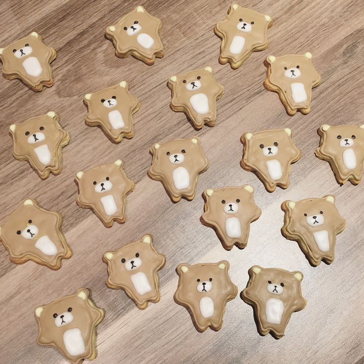 Mini Rilakkuma Cookie Créa Kawaii