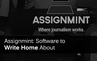 Assignmint is an online pitch-to-payment system which aims to resolve the logistical issues that blight many relationships between freelance writers and editors.
