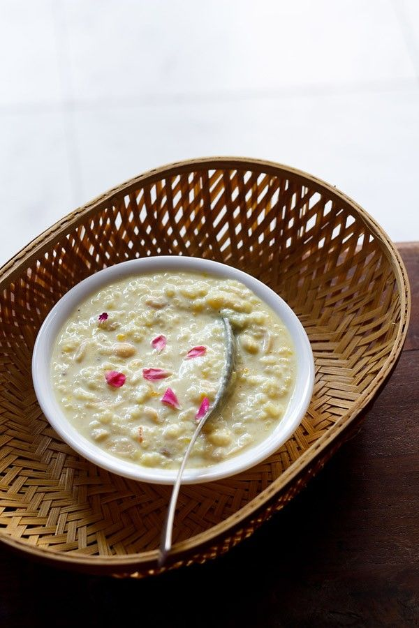 ... indian dessert made with basmati rice, milk, nuts and saffron. #kheer