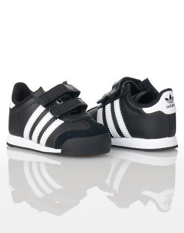 Adidas KIDS SAMOA SNEAKER Black