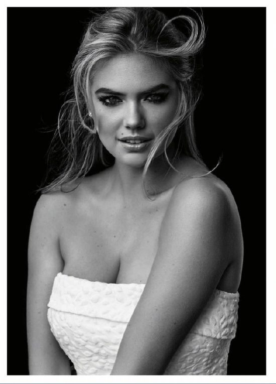 Kate Upton for Harper's Bazaar Australia,December 2015.
