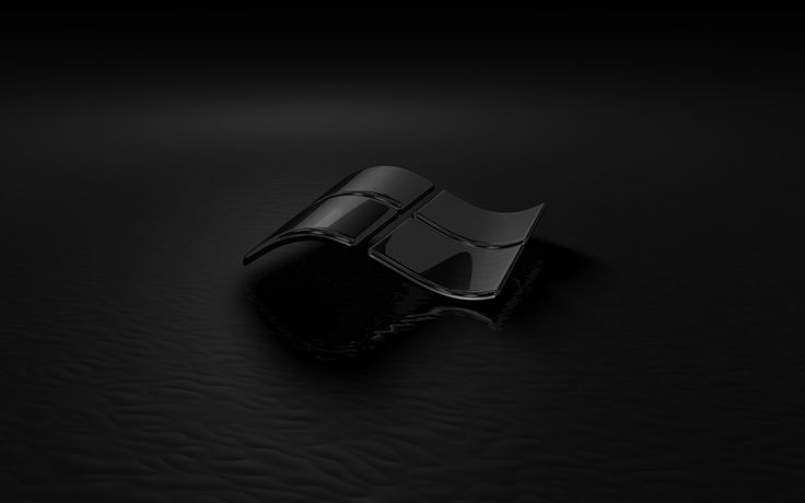 High Resolution black Windows desktop wallpaper HD 5 Full Size ...