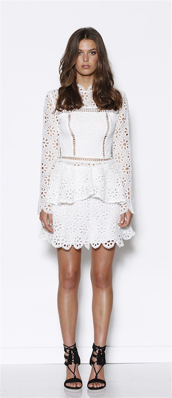 DESIRE LACE TOP - Siss & Co.