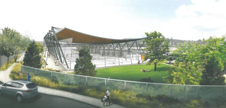 Future Bend ice rink